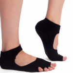 Antislip sokken 'Ballerina' (zwart)